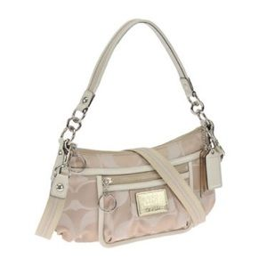Coach poppy shoulder bag NEW WITH TAGS